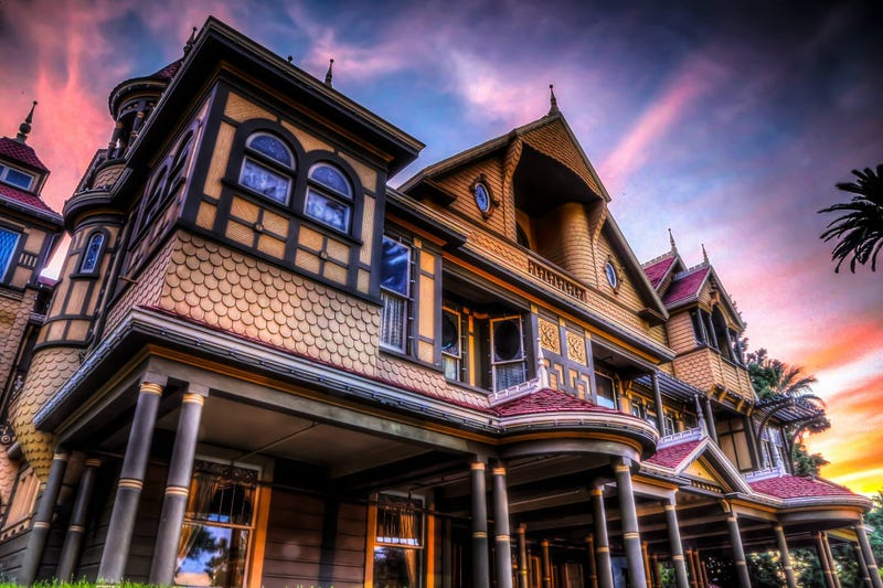 Is the Winchester Mystery House Haunted by Design?