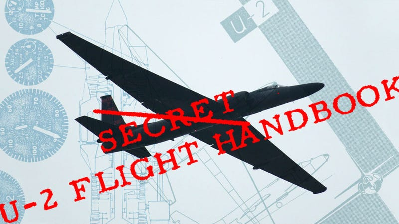 How To Fly A U-2 Spy Plane