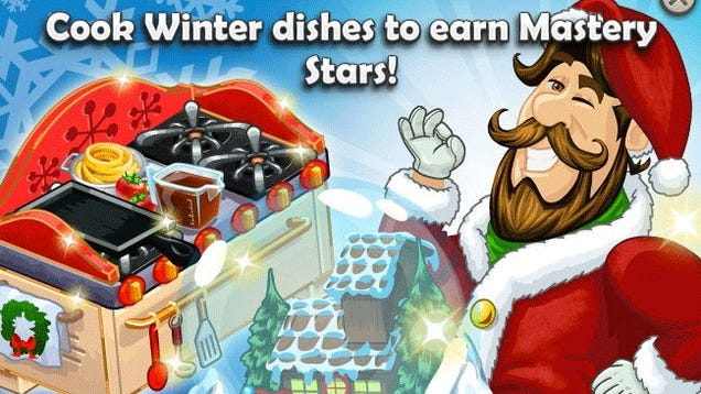 ChefVille 'The Winter Feast Begins' Quests: Everything You Need to Know
