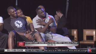 Draymond Green Has A Very Important Question For Steph Curry