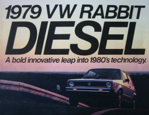 Digging for Oil: Volkswagen Seeks Oldest Running VW Diesel