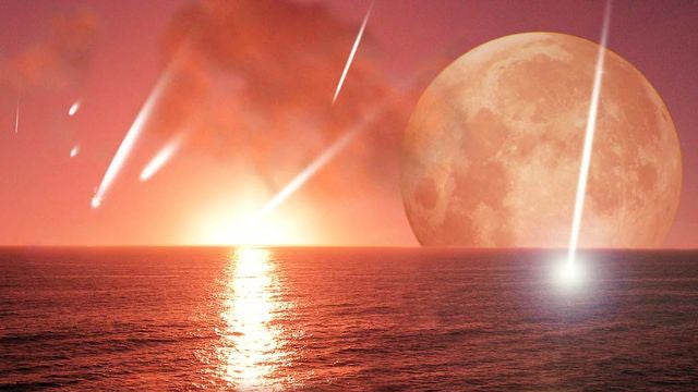 How meteorites powered Earth's primordial soup