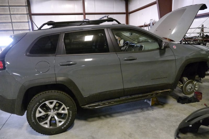 Follow up on the Rocky Road Cherokee