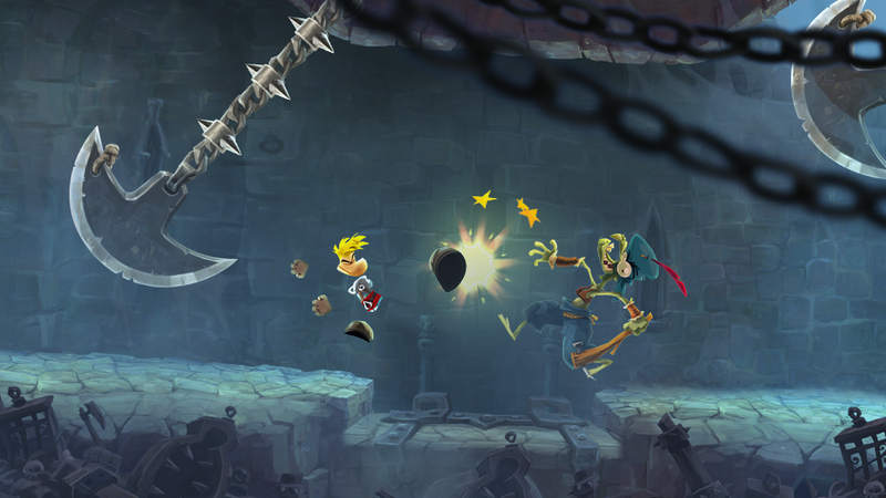 Rayman Legends On PS4/Xbox One Will Be 10x More Awesome For One Reason