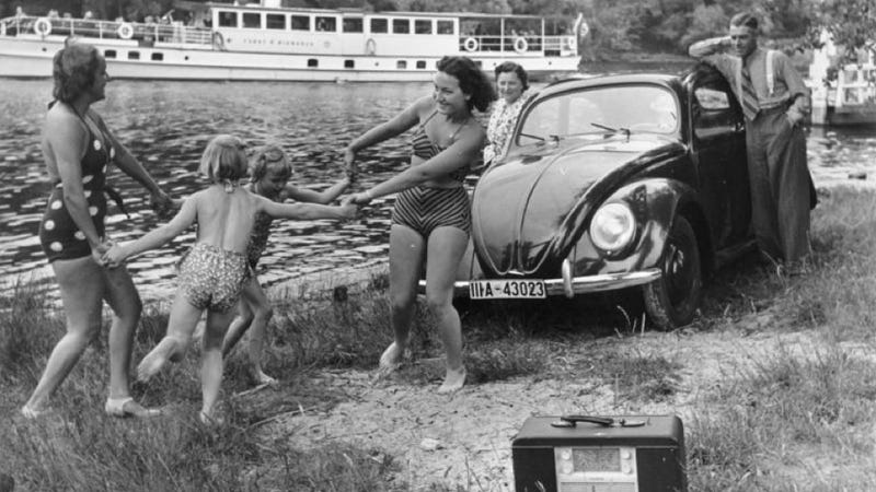 The VW Beetle Started With Nazis, Boomed Under Mad Men And Died In Mexico