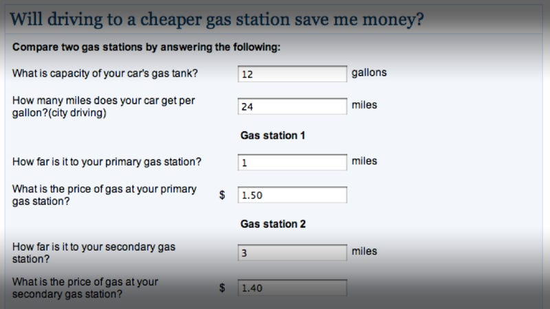 How to Save Money on Gas with Apps