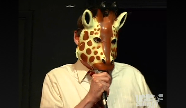 Michael O'Brien: Giraffe Stand-Up Comedy