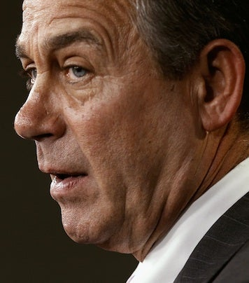 John Boehner Is Pro-Women('s Bathrooms)