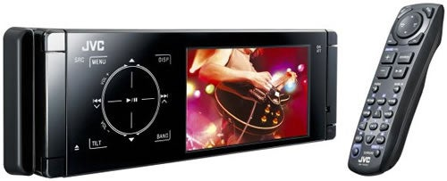 JVC El Kameleon Head Unit Is The Sexiest Of A Dying Breed