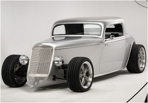 AFVTech Developing Natural Gas-Huffing, 600HP, LS7-Powered Hot Rod