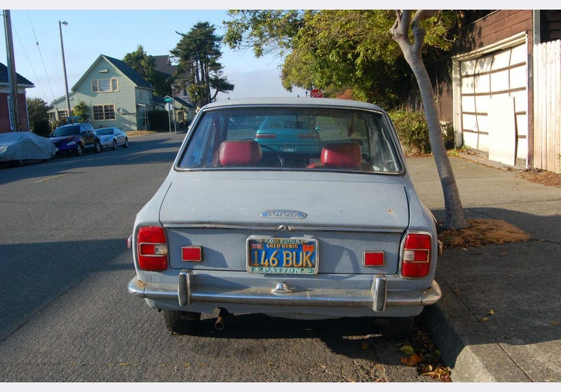 Eureka! Early Corolla Thrives In Humboldt County