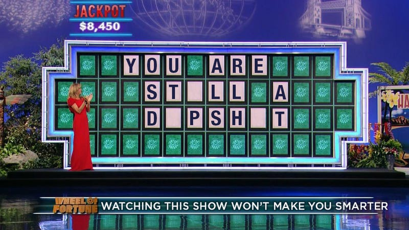 Jeopardy! Vs. Wheel of Fortune: Which One Makes You Feel Dumber?