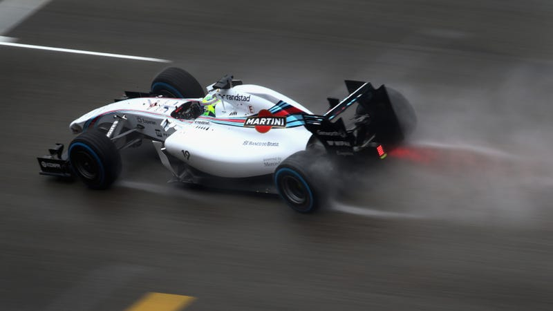 Here's How You Can Watch The 2014 Chinese Grand Prix