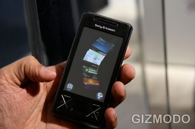 Video: First Hands On Sony Ericsson's XPERIA X1
