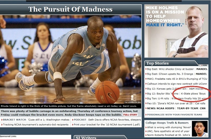 The One Where ESPN.Com Engages In Unnecessary Censorship Of This Little Girl