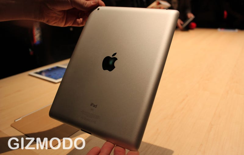iPad 2 Hands On: It Really Is Different