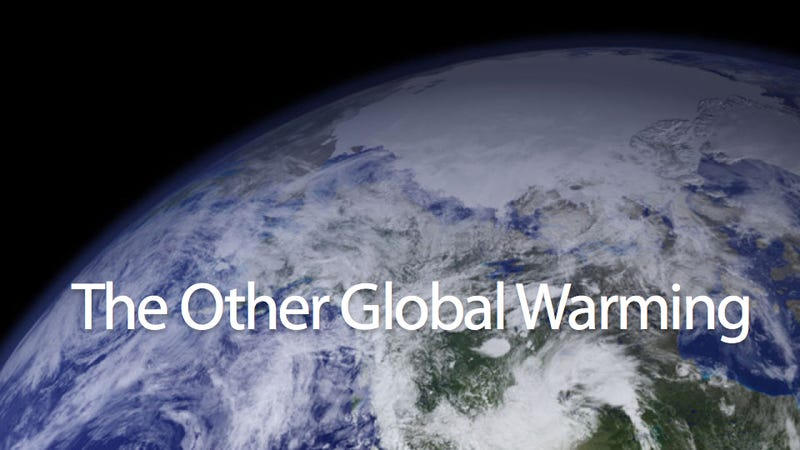 How Greenhouse Gasses Made Life on Earth Possible