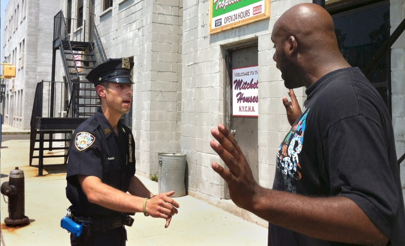 A Judge Finally Rules Against 'Stop and Frisk'