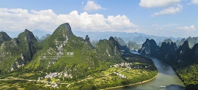 China looks gorgeous in this time-lapse video