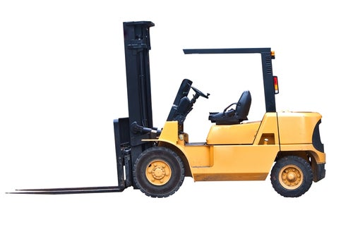 Thieves Drive Forklift Through Wall on Quest for Beer