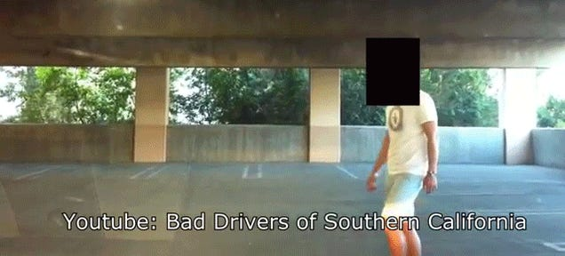 Watch A Dashcam Foil An Insurance Scam