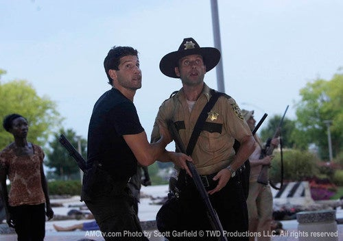 Walking Dead 105 Promo Pics