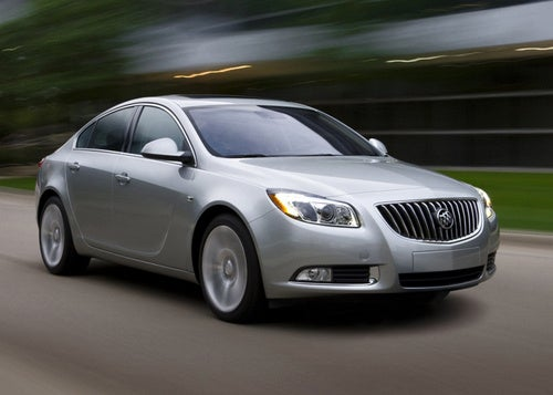 Buick Regal Is Back, Gets Turbocharged