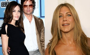 No Showdown Between Angelina, Brad & Jennifer (Boo!)
