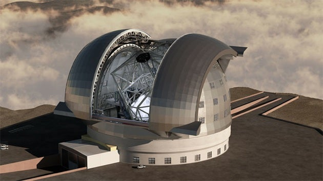 The World's Largest Telescope Will Look for New Earths