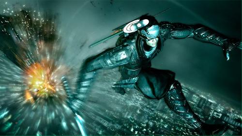 Still Even More Ninja Blade Screens