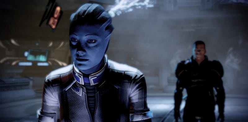 Mass Effect 2: Lair Of The Shadow Broker Review: Like The Goon, Only In Space