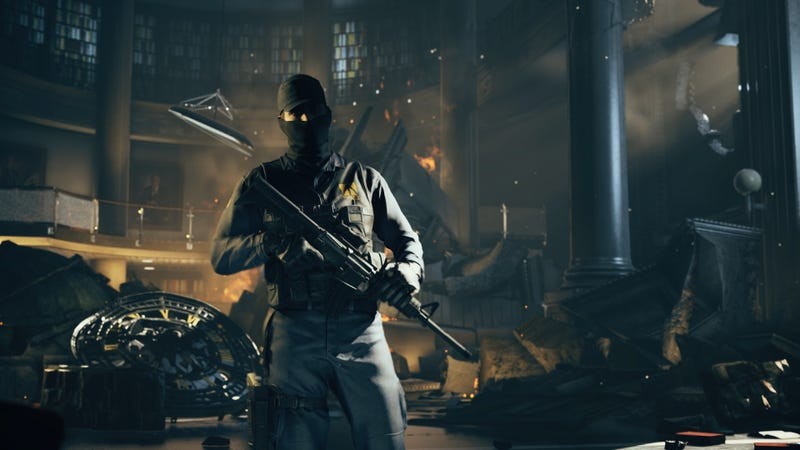Here's Quantum Break, the New Game from the Creators of Alan Wake