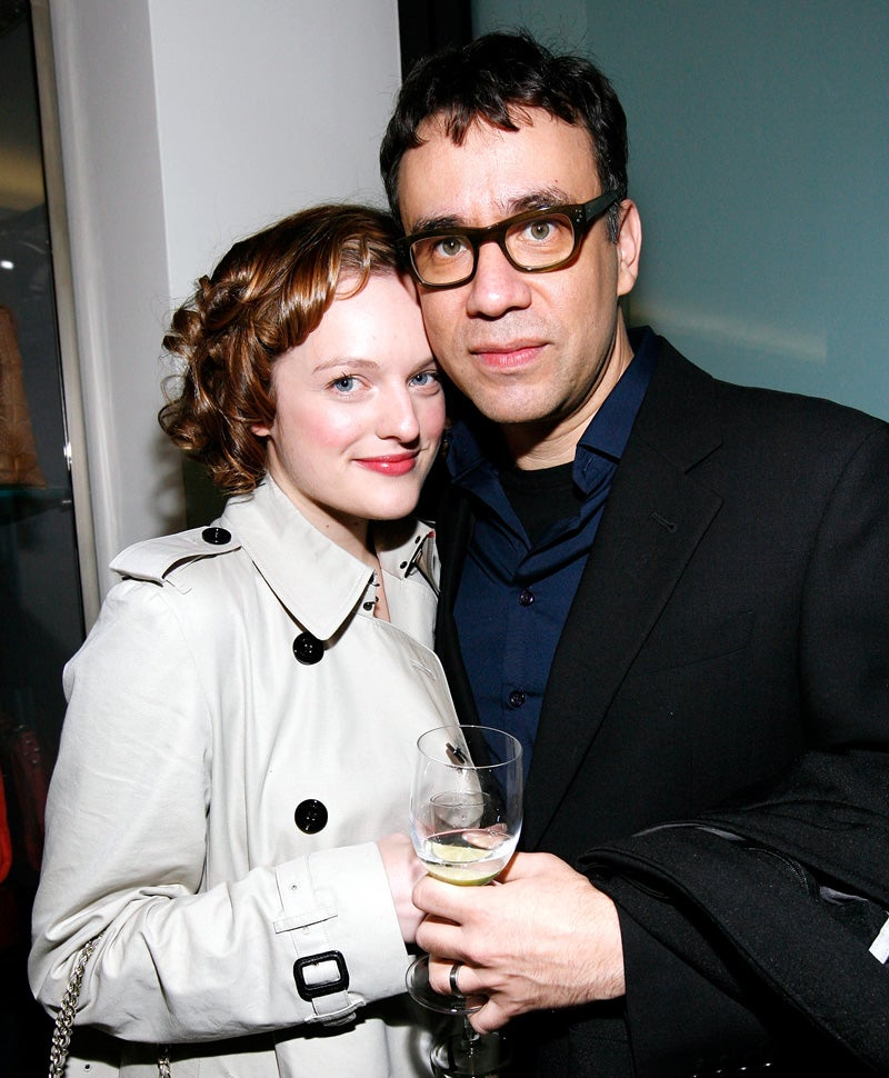 Did Scientology Drive Elisabeth Moss and Fred Armisen Apart?