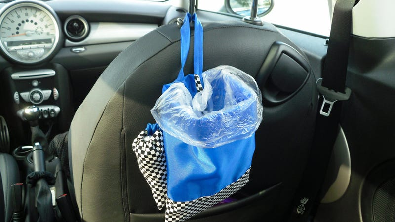 Ten Ways To Keep Your Car Clean Even If You're Lazy