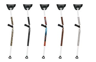Storied Chair Designer Invents a New Crutch