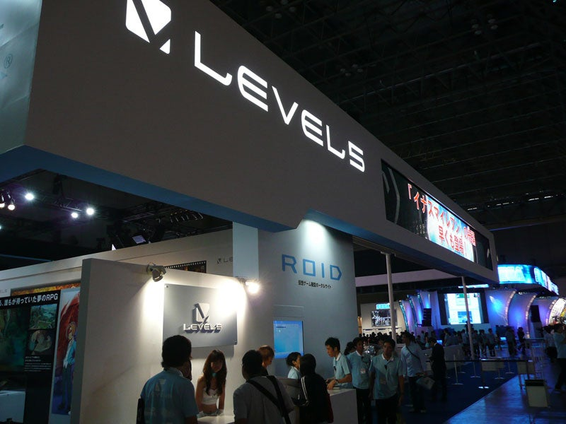 Booth Showcase: Level 5's Grand Designs
