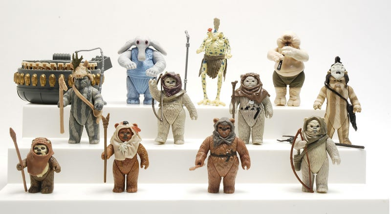 How To Instantly Own The World's Coolest Star Wars Action Figure Collection