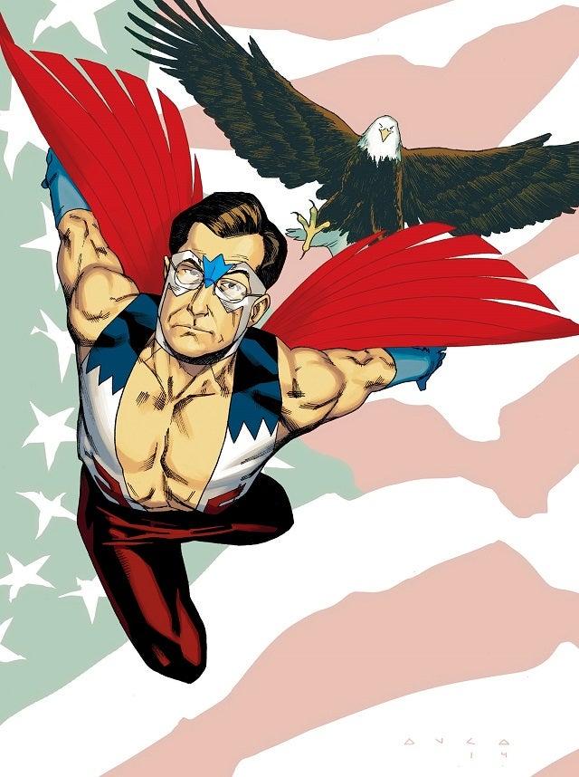 Your New Captain America Is Sam Wilson