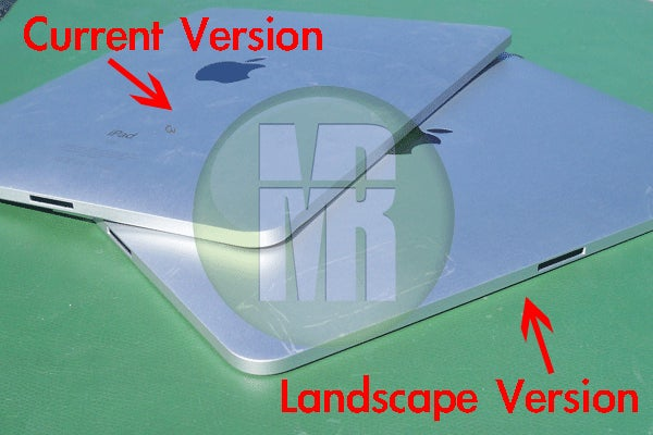 Leaked Supposed Next-Gen iPad Pics Reveal Landscape Dock Connector