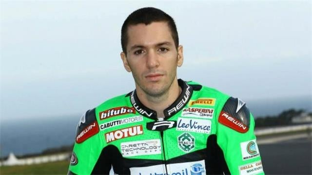 Italian World Supersport Rider Andrea Antonelli Dies In Moscow Downpour.