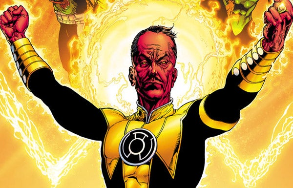 Sinestro Will Sleep With Men, Women In Times Square For Victory