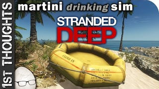 Stranded Deep - The Forest + Salt?