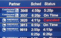 Get a New Flight When Stranded at the Airport with Rule 240