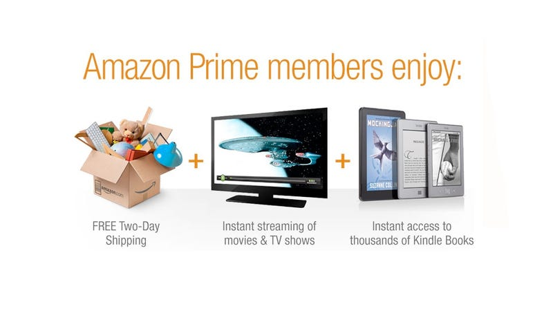 Amazon Prime Now Has a Lot More TV Shows Thanks to Viacom