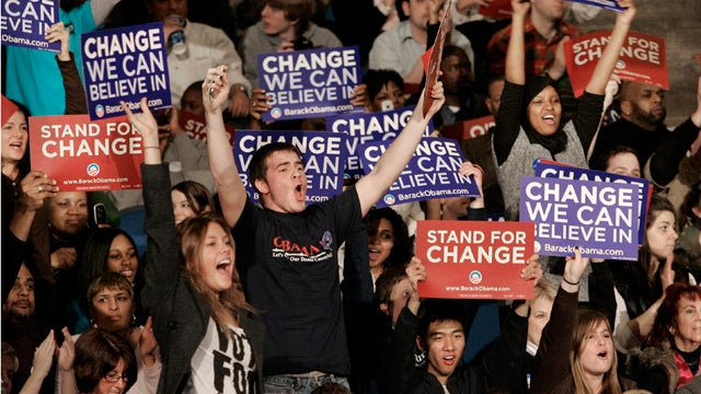 Young People Disenchanted With Obama, Would Prefer To Vote Clinton