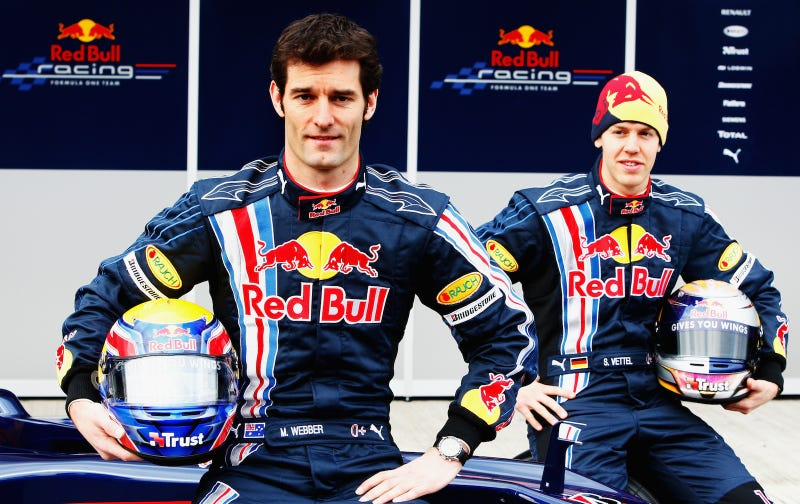 "Mark Webber Called Sebastian Vettel A ""Kid Who Fucks It All Up"""