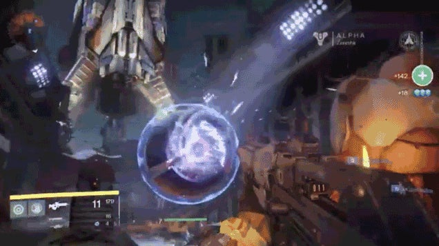 Watch Me Take Down Two Bosses In Destiny