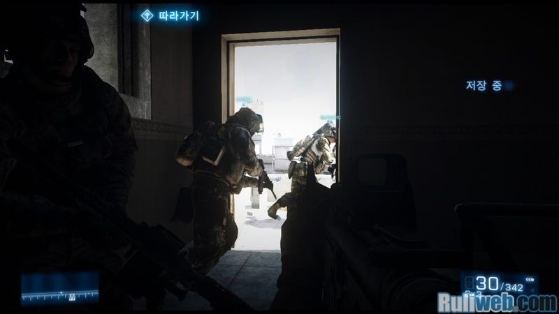 Here's What Battlefield 3 Looks Like On the Xbox 360