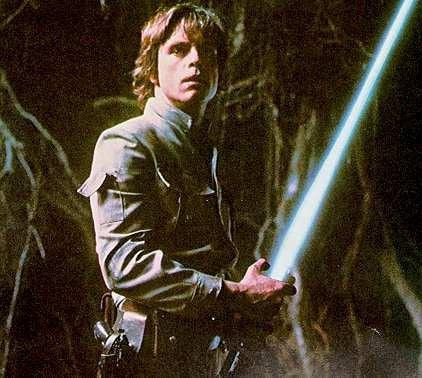 Luke Skywalker's Lightsaber Sold for $240,000, Doesn't Work