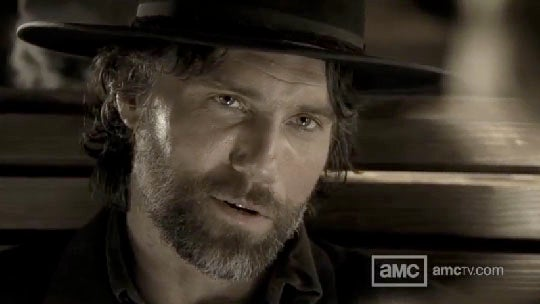 Hell on Wheels: AMC Goes Western, Young Men